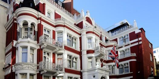 St james hotel club en londres reino unido - Hoteles con encanto en londres ...